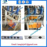 Hydraulic Bed making steel pipe hole punching machine / Iron steel round hole punching machine