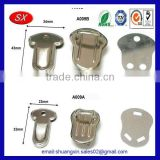 Nickel-coated Metal Button for Bags