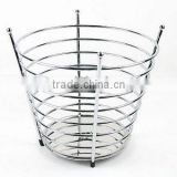 iron wire vegetable basket