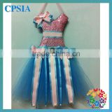 high quality tutu costumes bow holders