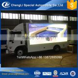 Truck led digital mobile billboard p5, digital mobile billboard p5 advertising vehicle for sale