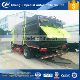 CLW5070SL3 5cbm 5 cbm street sweeper car with factory bottom priceincluding all cost in China