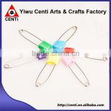 Colorful Children Plastic Safety Pins Baby Safety Pin
