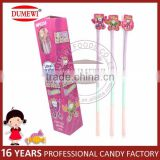 3 in 1 Mixed Fruit Flavors CC Stick Sour Powder Candy