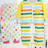 oem simple baby clothing/ infant baby romper/cheap infant clothing rompers