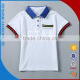 Cotton Custom Your Own Design High Quality Fashion Style Color Combination Sports Cotton Polo Shirt
