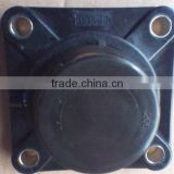 Plastic housing stainlesss steel pillow block bearing with cover SUCFPL206