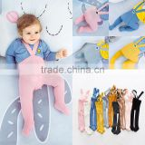 B40947A Wholesale autumn and winter toddlers leggings baby body stockings