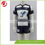 100% Polyester Sublimated Wholesales Fashion Design Cheap Rugby Shirts