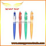 promotion plastic cheap ballpen