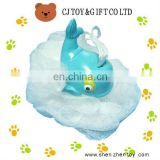Floating Rubber Fish Bath Toy as Children Gift