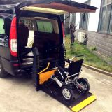 WL-D-880U Hydraulic Wheelchair lifts for van