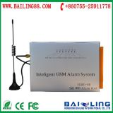 Industrial GSM GPS SMS Call 315 / 433 MHz Auto Dial Securtiy Alarm System with Magnetic Antenna BL-5000