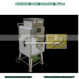 automatic feeding fresh corn peeling sweet maize thresher machine