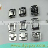 metal locks for bag parts