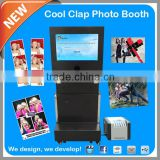 2016 Latest Launched Unlimited 3D Green Screen Foldable Photo Booth