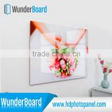 2016 metal photo art 20''x20'' popular Photo Panel,sublimation aluminum blanks,HD photo panel