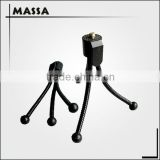 MASSA Flexible adjustable Camera MINI tripod                                                                         Quality Choice