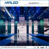 Indoor rental conference aluminum material led panel Nichia led chip from Japan for indoor HD video wall