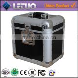 Aluminum china wholesale portable cd player case music instrument flight case To Fit 80 CD's