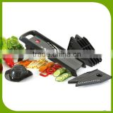 Kitchenware Professional V-Slicer, Fruit & Vegetable Cutter, 5 Piece Set                                                                         Quality Choice