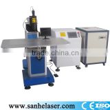 high quality high speed manual portable spot welding machinery ,Laser welding machine for channel letter made in China