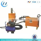 Electric motor cement grout injection pump concrete machinery manufacture Skype : luhengMISS