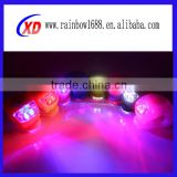 Promotional mini silicone LED bicycle lights /Silicon LED Bicycle Light/ led bike lamp (Factory Price)