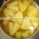 pineapple tidbits in tin with high quality