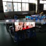 led advertising waterproof full color Oscarled Trade Assurance taxi roof led display with CE certificate