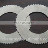 hss circular saw blade for metal cutting for cutting stainless steel chinese manufacturer