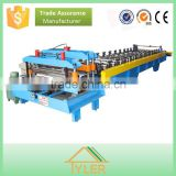 Pre-painted steel sheet Tile Type and Wall Use wall and roof roll forming machine