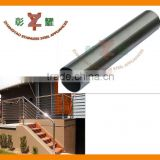 2013 Top-selling Stainless steel handrail for outdoor steps/outdoor metal handrail for steps