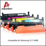Anmaprint CLT-406S compatible 406s toner cartridges for Samsung CLP360/365/CLX3300/3305 printers