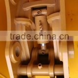 SH200 quick hitch Excavator hydraulic quick coupler, ripper assembly and bucket assembly