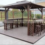 OUTDOOR PS CHINESE SPA GAZEBO