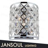 modern design energy saving crystal wall lighting fixture outdoor wall mounted china hand made lamps