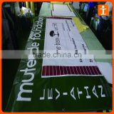 outdoor advertising banners with eyelets