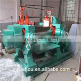 High Quality XK-450 Open Type Rubber Mixing Mill / Two Roller Rubber Sheet Making Machine Mill from China