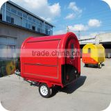 2014 Best-Selling Mobile Whole Roast Pig Moroccan Mint Tea Wafer Food Kiosk Trailer XR-FC220 B