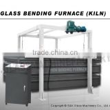 Glass Bending Machine Bending Furnace For Glass Table