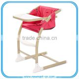 BABY Foldable Reclining HIGH CHAIR Adjustable SAFE highchair