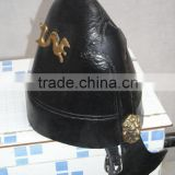 Draggen Leather helmet