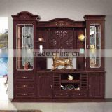Living room furniture wooden furniture lcd tv stand (700116)