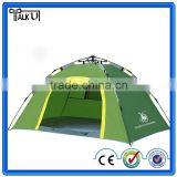Waterproof 3-4 Person Double layer Automatic Instant Outdoor Camping Family Tent Inflatable Camping Tent