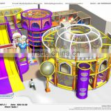 Cheer Amusement used playground equipment for sale                                                                         Quality Choice
