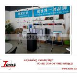 3*3 Printed Velcro Backdrop Banner Wall Fabric Pop up Display, Pop up Banner Stand, display stand