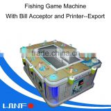 Fish Hunter Gaming Machines/Hot Sale Fishing Game Machine