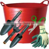 Multi-function plastic trough,Flexi-Bag,PE tubs for horse feeding,REACH
