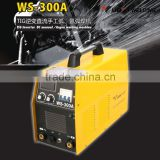 argon Inverter tig welding machines Building decoration installation used WS-300A